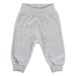 Fixoni Fixoni - Pantalon Hush/Hush Pants, Gris Mélange/Grey Melange