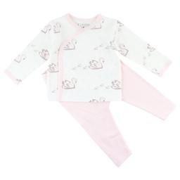 Fixoni Fixoni - Pyjama Hush/Hush Nightset, Rose Doux/Soft Rose