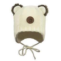 Broel Broel - Tuque Emo/Emo Hat, Crème/Cream