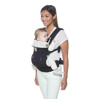 ergobaby 360 porte b b baby carrier downtown. Black Bedroom Furniture Sets. Home Design Ideas