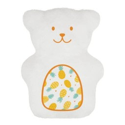 Béké-Bobo Béké Bobo - Ourson Thérapeutique/Therapeutic Teddy Bear, Ananas