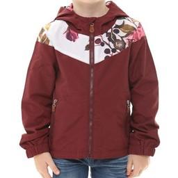L&P L&P - Manteau D'extérieur Doublé/Lined Outwear Jacket, Rubis de Nuit/Night Ruby