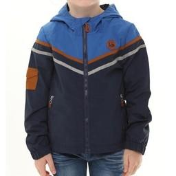 L&P L&P - Manteau D'extérieur Doublé/Lined Outwear Jacket, Bleu/Blue