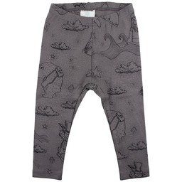 En Fant En Fant - Leggings Horizon/Horizon Legging, Pewter