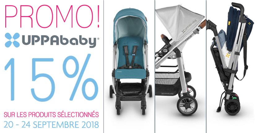 Promo Uppababy!
