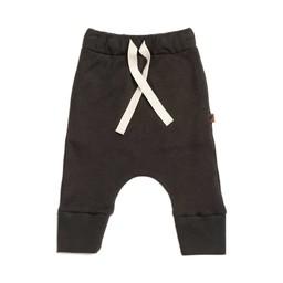Kidwild Organic Kidwild Organic - Pantalons avec Cordons Vintage/Drawstring Vintage Pants, Ardoise/Slate