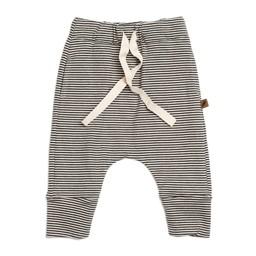 Kidwild Organic Kidwild Organic - Pantalons avec Cordons Vintage/Drawstring Vintage Pants, Ligné/Stripe
