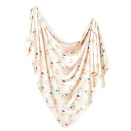 Copper Pearl Copper Pearl - Couverture en Coton/Single Knit Blanket, Caroline