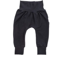 Zak et Zoé Zak et Zoé - Pantalons Évolutifs/Evolutive Pants, Noir/Black