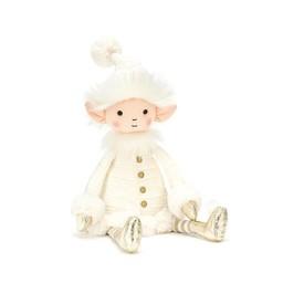 "Jellycat Jellycat - Flocon le Lutin 14""/Snowflake Elf 14"""