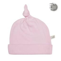 Perlimpinpin Perlimpinpin - Bonnet en Bambou Uni /Plain Bamboo Beanie, Rose/Pink