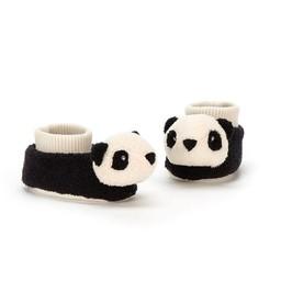 Jellycat Jellycat - Botillon Panda/Booties Panda, Nouveau-Né/Newborn