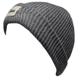 L&P L&P, New York - Tuque en Tricot Léger/Light Knit Hat, Gris/Gray,