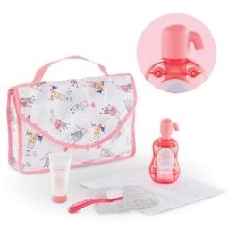 Corolle Corolle - Coffret de Toilette pour Poupon/Baby Doll Toiletrie Set