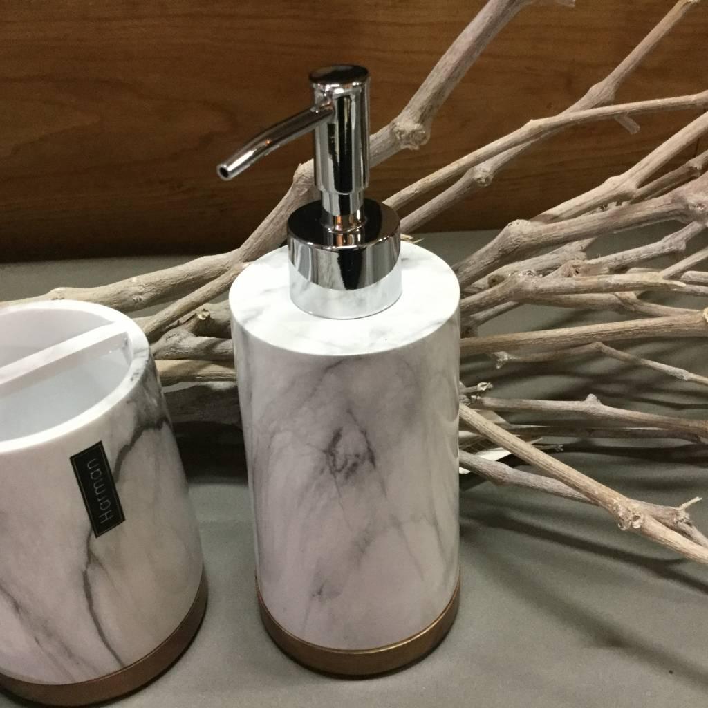 Accessoire Salle De Bain Imitation Marbre ~ accessoires de salle de bain wysteria distribution koloray