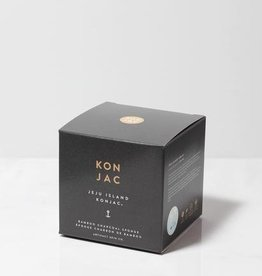 Artifact Skin Co. Bamboo Charcoal Konjac Facial Sponge