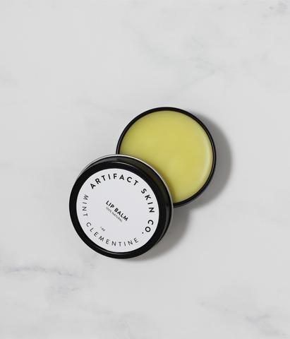 Artifact Skin Co. Mint Clementine Lip Balm