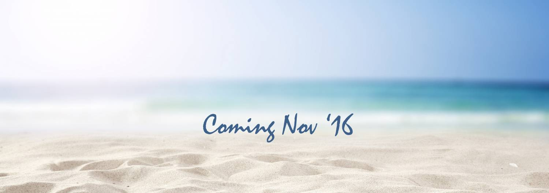 Coming November 2016