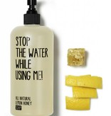 Stop The Water While Using Me Lemon Honey Liquid Soap
