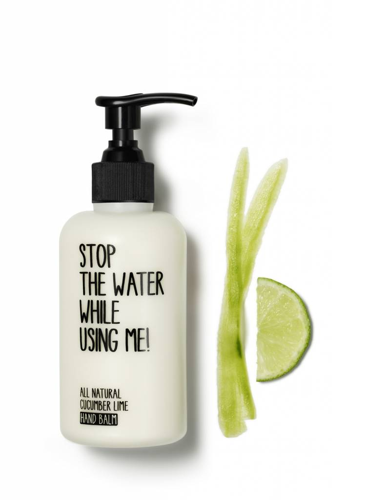 Stop The Water While Using Me Cucumber Lime Hand Balm