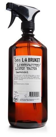 LA Bruket Lavender Linen Water