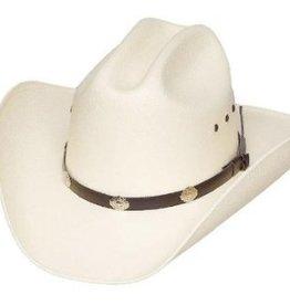 Western Express Cattleman Straw Hat  S/M