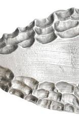 WEX Arrowhead Belt Buckle Pewter 3 x 2