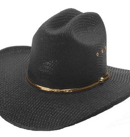WEX Black Stallion Straw Hat