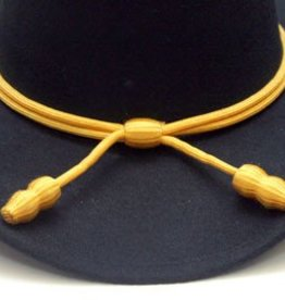 Western Express Hat Band Cavalry Style - Yellow