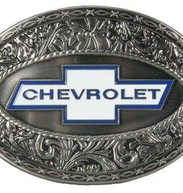 Western Express Chevrolet Chevy Belt Buckle