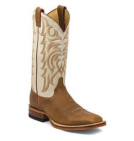 Justin Western Men's Justin Cognac Delta Ranch Boots