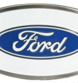 """WEX FORD Belt Buckle  3"""" x 2-1/4"""
