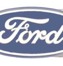 """WEX FORD Belt Buckle  4-1/2""""x1-3/4"""