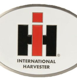 "WEX IH Belt Buckle  3"" x 2-1/4"