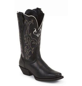 Justin Boots Women's Justin Black Stampede Western Boots