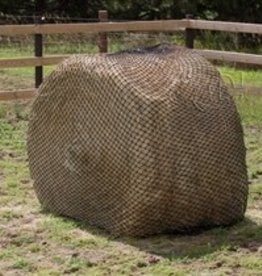 Hay CHIX Hay Chix - L134x4 HD Round Bale Net Black/Hoggle 4 Foot
