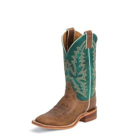Justin Boots Women's Justin Burnished Tan Bent Rail Boots