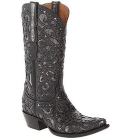 "Lucchese Bootmaker Women's Lucchese Curly ""L"""