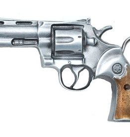 Western Express Magnum Belt Buckle Pewter