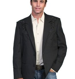 Scully Sportswear, INC Men's Scully Embroidered Blazers