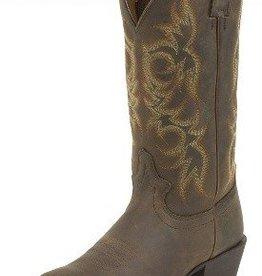 Justin Western Men's Justin Sorrel Apache Stampede Western Boots