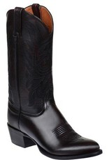 Lucchese Bootmaker Men's Lucchese Western Boots Black Cherry - J4 Toe, Last Pair. Reg $319 now  25% OFF