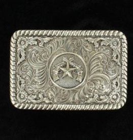 Nocona Nocona Belt Buckle Crossed Pistols