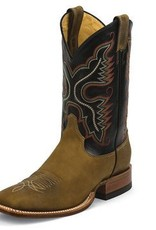 Justin Western Men's Justin Rugged Tan Gaucho Ranch Boots - Reg. $224.95 now 22% OFF!