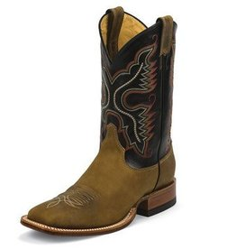 Justin Boots Men's Justin Rugged Tan Gaucho Ranch Boots - Reg. $224.95 now 22% OFF!