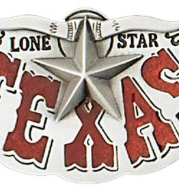 WEX Texas Lone Star Belt Buckle