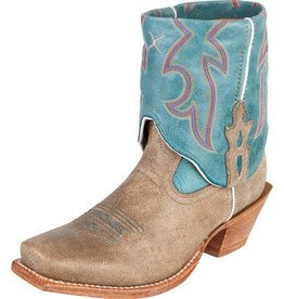 Twisted X, Inc Women's Twisted X Steppin' Out Cuff Boots Dusty & Ocean