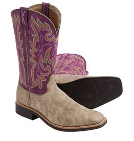 Twisted X, Inc Women's Twisted X Top Hand Boots Dusty/Purple
