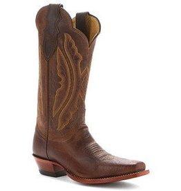 Justin Boots Women's Justin Tan Goatskin Classic Western Boots