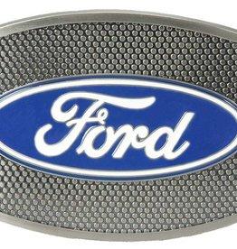 Western Express Ford Belt Buckle